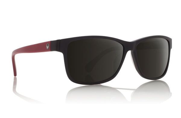 Dragon - Exit Row Matte Black / Grey Sunglasses