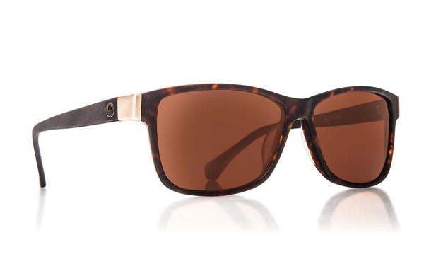 Dragon - Exit Row Matte Tort / Bronze Sunglasses