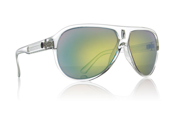 Dragon - Experience II Clear / Green Ion Sunglasses