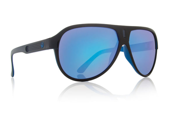 Dragon - Experience II Jet Blue / Blue Ion Sunglasses