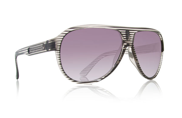 Dragon - Experience II Jet Stripe / Grey Gradient Sunglasses