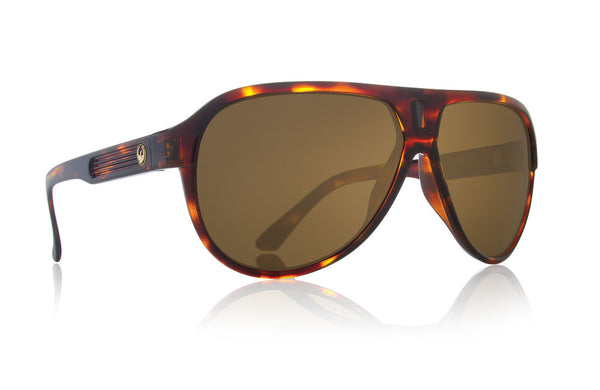 Dragon - Experience II Tortoise / Bronze Performance Polar Sunglasses
