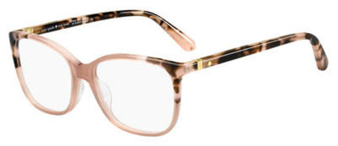 Kate Spade - Karlyn 53mm Nude Eyeglasses / Demo Lenses