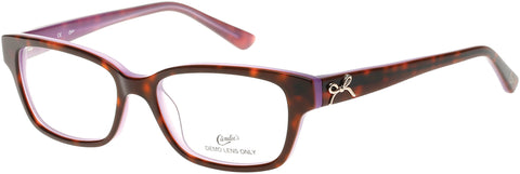 Candie's - CAA313 Scale Eyeglasses / Demo Lenses