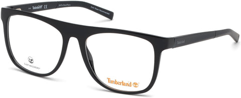 Timberland - TB1610 Shiny Black Eyeglasses / Demo Lenses