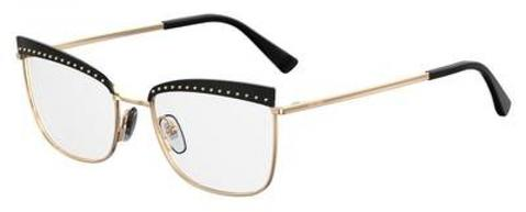 Moschino - Mos 531 Rose Gold Eyeglasses / Demo Lenses