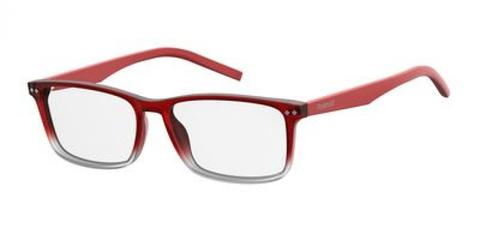 Polaroid - Pld D310 Matte Red Eyeglasses / Demo Lenses