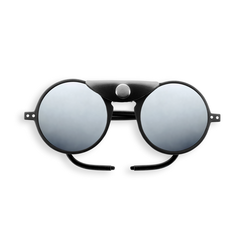 Izipizi - Glacier Black Sunglasses / Category 4 UV Lenses