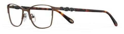 Emozioni - 4390 54mm Brown Eyeglasses / Demo Lenses