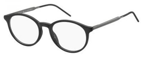 Tommy Hilfiger - Th 1642 Matte Black Eyeglasses / Demo Lenses