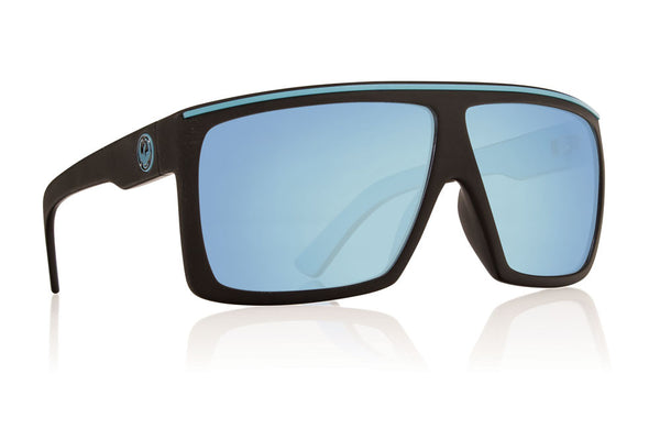 Dragon - Fame Matte Blue / Sky Blue Ion Sunglasses