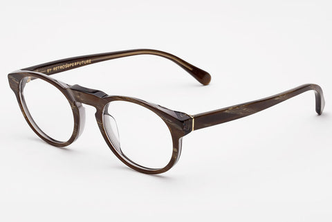 Super - Paloma Optical Natural Horn Rx Glasses