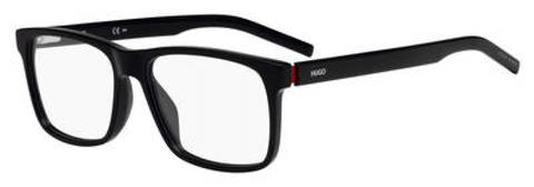 HUGO by Hugo Boss - Hg 1014 Black Red Gradient Eyeglasses / Demo Lenses