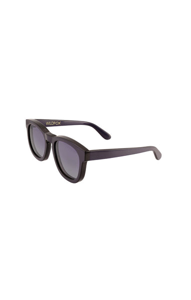 Wildfox - Classic Fox Navy Blue Sunglasses