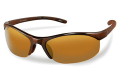 Flying Fisherman - Bristol 7793 Tortoise Sunglasses, Amber Lenses
