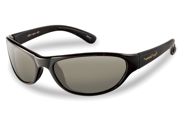 Flying Fisherman - Key Largo 7865 Black Sunglasses, Smoke Lenses