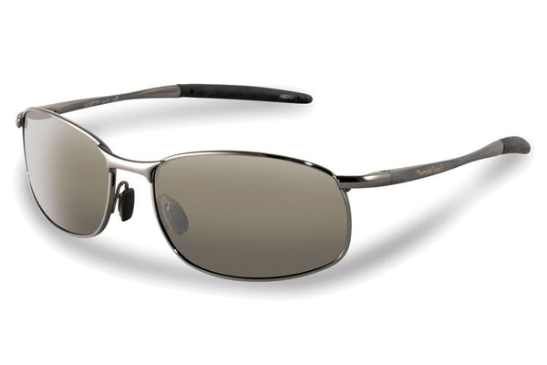 Flying Fisherman - San Jose 7789 Gunmetal Sunglasses, Smoke Lenses