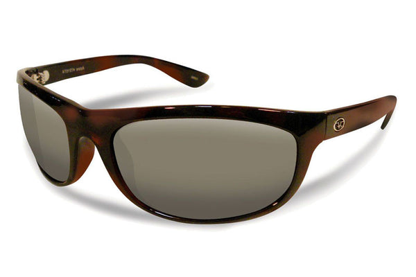 Flying Fisherman - Azore 7215 Tortoise Sunglasses, Smoke Lenses