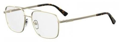 Moschino - Mos 532 Light Gold Eyeglasses / Demo Lenses