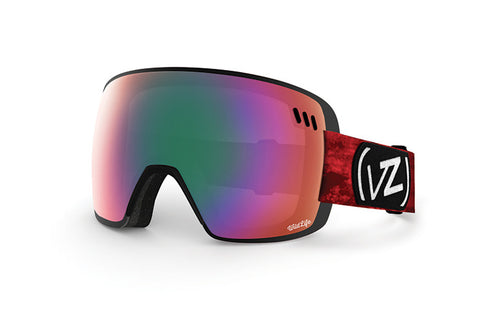 VonZipper - ALT XM El Ninos Snow Goggles / Wildlife Chrome Lenses