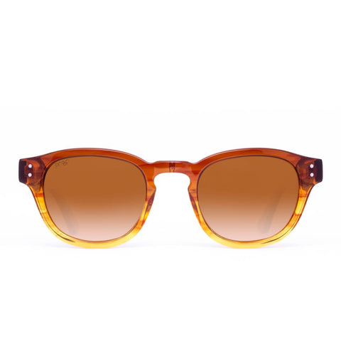 Proof - Atlas Eco Amber Sunglasses / Brown Polarized Lenses