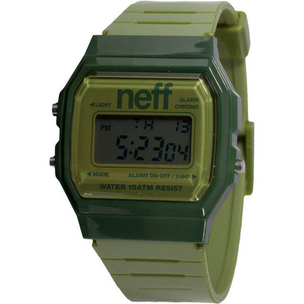 Neff - Flava XL Surf Army Watch