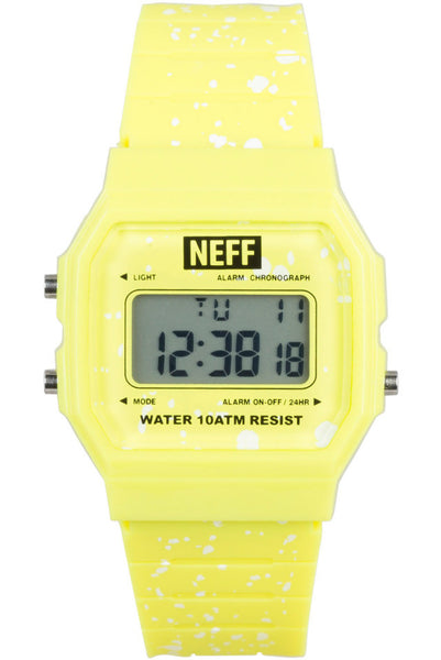 Neff - Flava XL Surf Crew Lime Watch