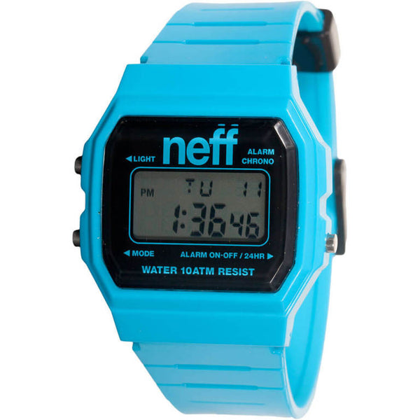 Neff - Flava XL Surf Cyan/Black Watch