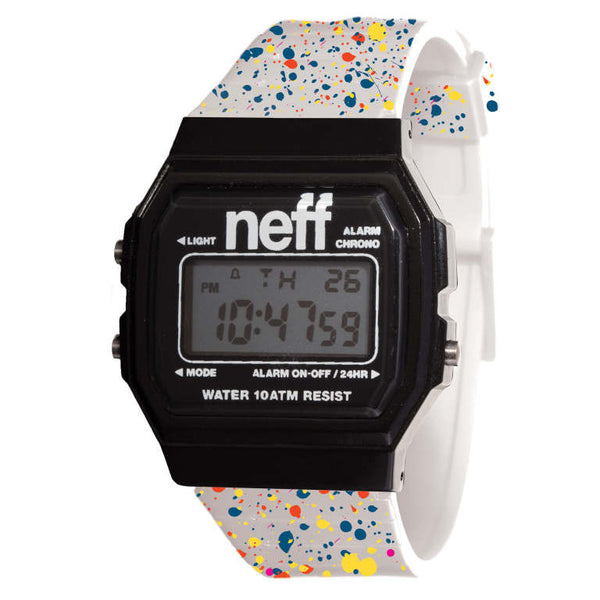 Neff Flava XL Surf Jawbreaker Watch