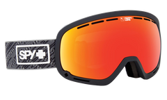 Spy - Marshall Spy Knit Gray Snow Goggles / Happy Gray Green Red Spectra Lenses