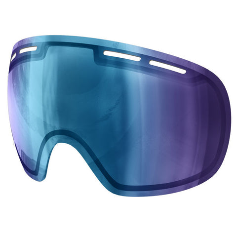 POC - Fovea Archive Bronze + Blue mirror Snow Goggle Replacement Lens