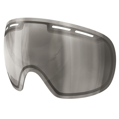 POC - Fovea Archive Bronze + Silver Mirror Snow Goggle Replacement Lens