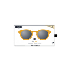 Izipizi - #C Junior Yellow Sunglasses / Grey Lenses