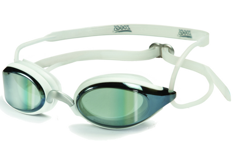 Zoggs Fusion Air White Swim Goggles