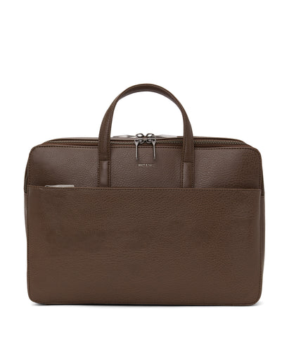 Matt & Nat - Tom Dwell Chestnut Briefcase