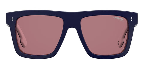 Carrera - 1010 Blue Sunglasses / Red Lenses