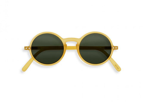 Izipizi - #G Yellow Honey Sunglasses / Grey Lenses