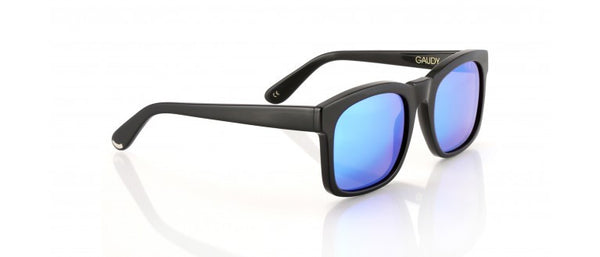 Wildfox - Gaudy Deluxe Black Sunglasses