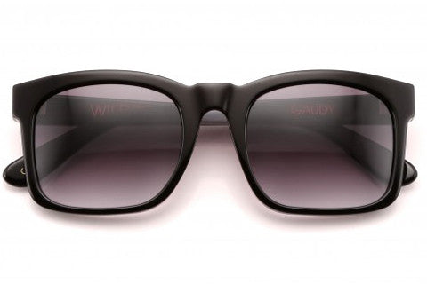 Wildfox - Gaudy Black Sunglasses