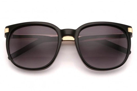Wildfox - Geena Black Sunglasses