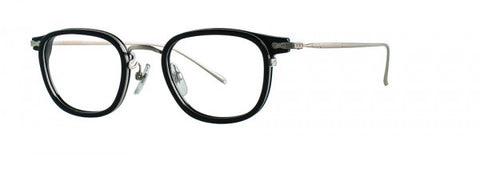 Seraphin - Barrymore Walnut Laquer Eyeglasses / Demo Lenses