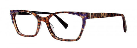 Seraphin - Meadow Purple Leonard Eyeglasses / Demo Lenses