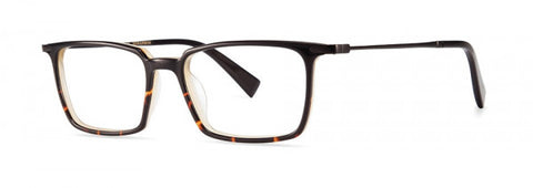 Seraphin - Hiawatha Brown Marble Cream Eyeglasses / Demo Lenses