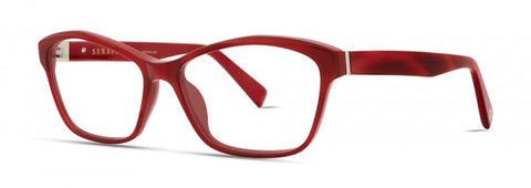 Seraphin - Summers Daiquiri Red Eyeglasses / Demo Lenses