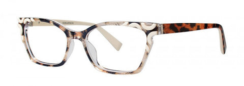 Seraphin - Meadow Jungle + Cream Eyeglasses / Demo Lenses