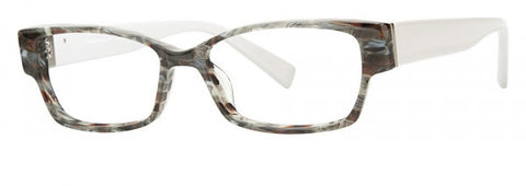 Seraphin - Hiawatha Midnight Marble Eyeglasses / Demo Lenses