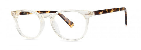 Seraphin - Bennett Antique Crystal Eyeglasses / Demo Lenses