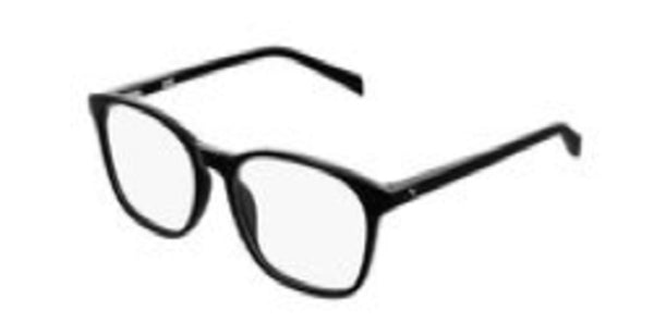 Puma - PJ0031O Grey Fuchsia Eyeglasses / Demo Lenses