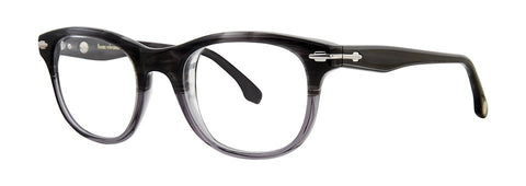 Bon Vivant - Roland Moonlight Grey Fade Eyeglasses / Demo Lenses