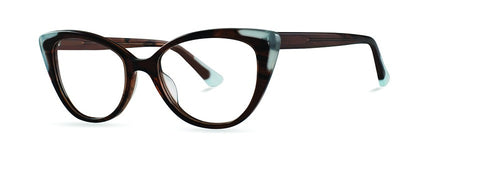 OGI - 9248 Green Demi Eyeglasses / Demo Lenses